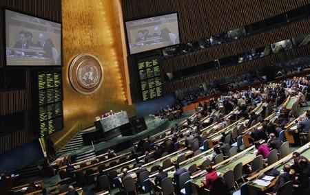 UNO fordert Ende der Gewalt in Syrien   - ảnh 1