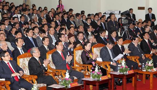 Konferenz zur Investitionsförderung in Quang Ninh eröffnet - ảnh 1
