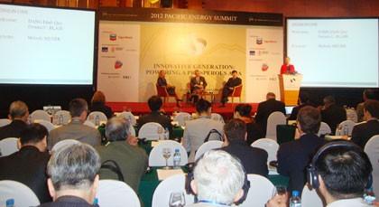 Pazifik-Energiegipfel in Hanoi eröffnet - ảnh 1
