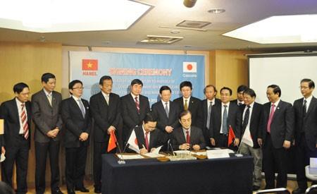 Vietnam verstärkt hochtechnologische Zusammenarbeit mit Japan - ảnh 1