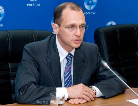 Staatspräsident empfängt den Direktor der russischen Atomenergiebehörde - ảnh 1