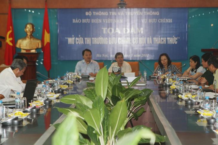Postunternehmen in Vietnam müssen enger zusammenarbeiten - ảnh 1