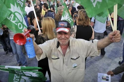Parlamentswahlen in Griechenland haben begonnen - ảnh 1