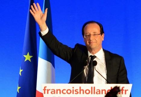 Präsidentenwahl: Hollande ist neuer französischer Präsident - ảnh 1
