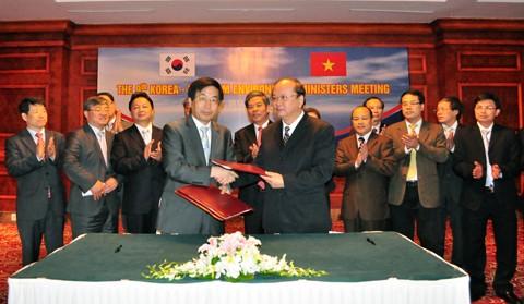 Umweltministerkonferenz Vietnams und Südkoreas - ảnh 1