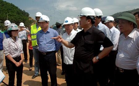 Das Autobahnprojekt Noi Bai - Lao Cai wird bald umgesetzt - ảnh 1