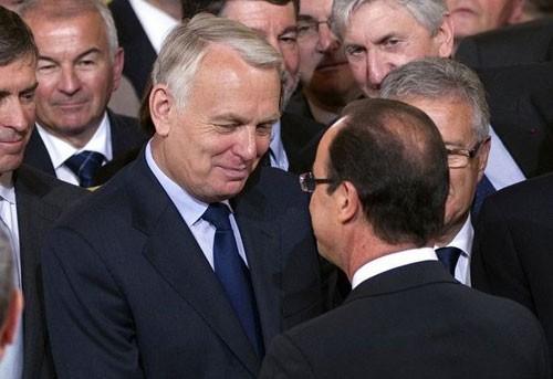 Neuer Wind auf der französischen Politikbühne - ảnh 1