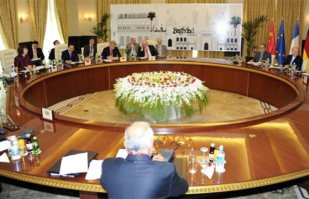 Iran legt der 5+1-Gruppe neuen Atomvorschlag vor  - ảnh 1