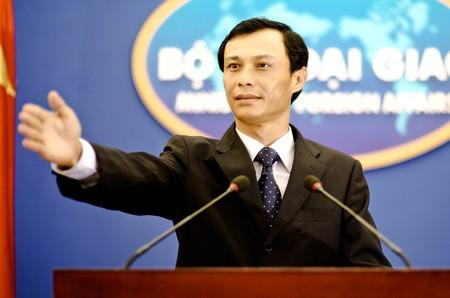Außenministerium: 14 vietnamesische Fischer werden von China freigelassen - ảnh 1
