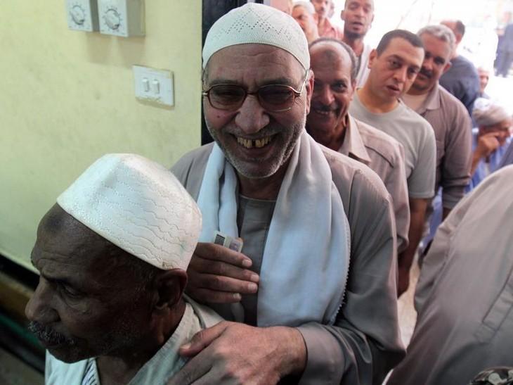 Präsidenschaftswahl in Ägypten: Unvorhersagbares Ergebnis - ảnh 1