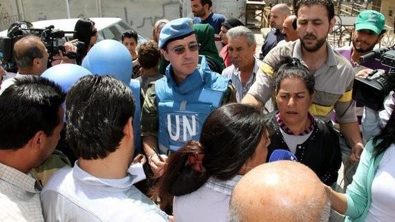 UNO verurteilt die Anschläge in Syrien scharf - ảnh 1