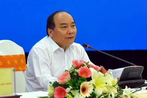 Vize-Premierminister Nguyen Xuan Phuc startet die Sommer-Wohltätigkeit - ảnh 1