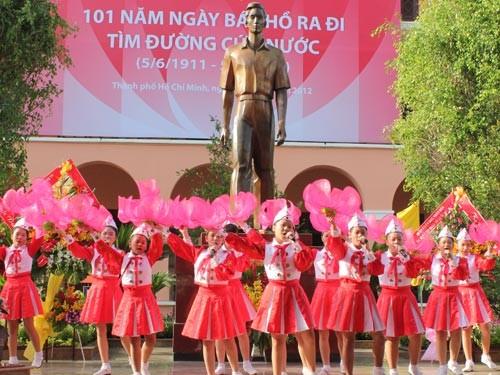 101. Jahrestag der Auslandsreise von Ho Chi Minh, um das Land zu befreien - ảnh 1