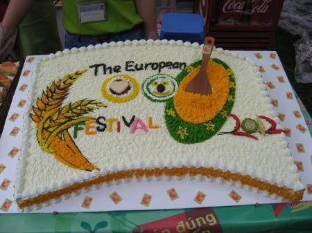 Europäisches kulinarisches Festival in Hanoi - ảnh 1