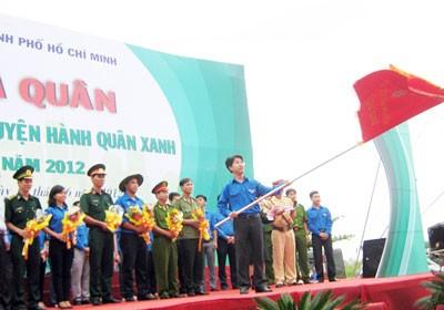 Ho Chi Minh Stadt startet die Bewegung der Wohltätigkeit für Jugendliche - ảnh 1