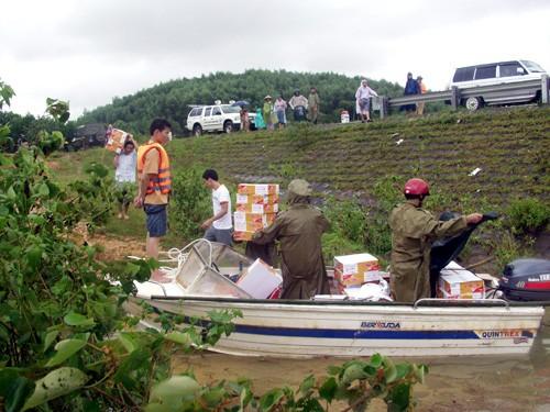 Erfahrungsaustausch in der Vorbeugung gegen Taifun  - ảnh 1