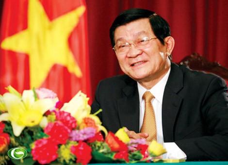 Staatspräsident Truong Tan Sang leitet die Sitzung für Justizreform - ảnh 1