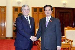 Vietnam will die Kooperation mit der EU in allen Bereichen verstärken - ảnh 1