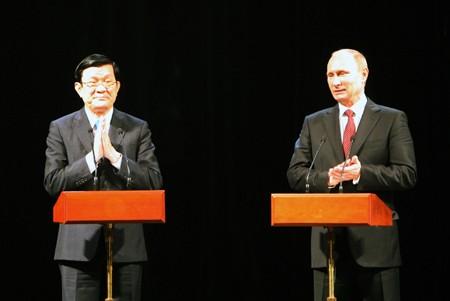 Russische und internationale Medien lobten den Vietnambesuch des Präsidenten Wladimir Putin - ảnh 1