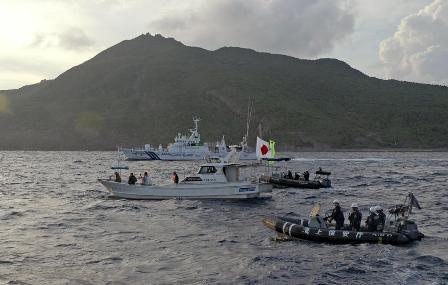 China schlägt einen Sicherheitsmechanismus für Luftfahrt mit Japan vor - ảnh 1