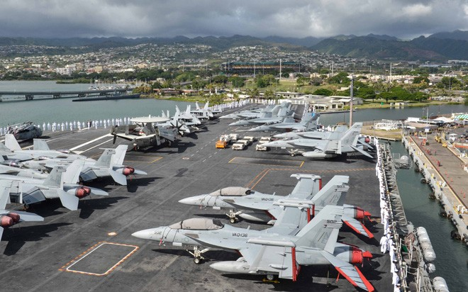 "Weltgrößtes multinationale Militärmanöver ""2014 – RIMPAC"" in Hawaii - ảnh 1"