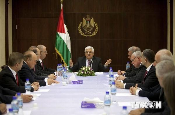 Einheitsregierung der Palästinenser wird ihre erste Sitzung im Gaza abhalten - ảnh 1