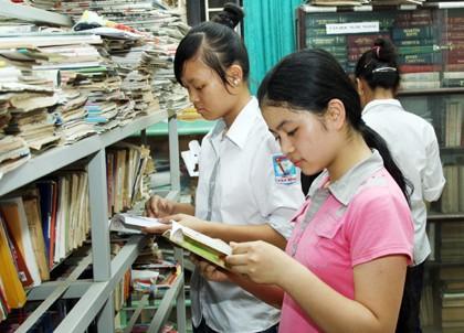 Die öffentliche Bibliothek trägt zur Verbesserung des Lebens auf dem Land bei - ảnh 1