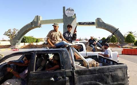 UNO warnt vor Tätigkeiten von IS in Libyen - ảnh 1