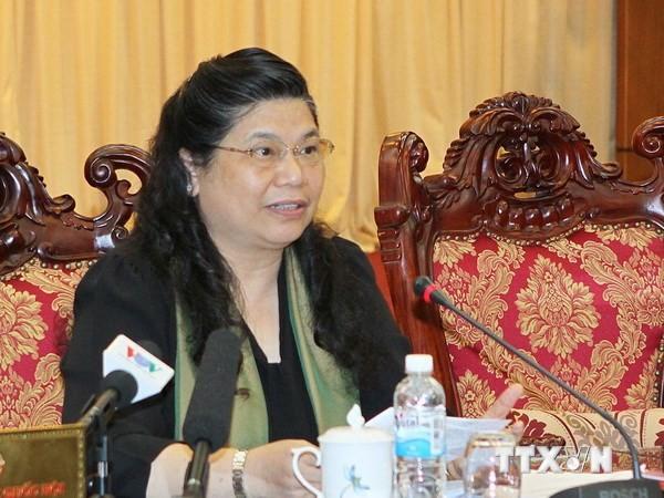 Vietnam zu Gast bei der 131. IPU- Vollversammlung in Genf - ảnh 1