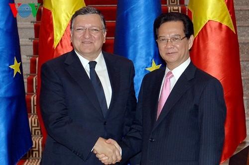 Verstärkung der Beziehungen zwischen Vietnam und Belgien - ảnh 1