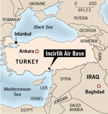Türkei weist die Einigung mit USA über Militärstützpunkte zurück - ảnh 1