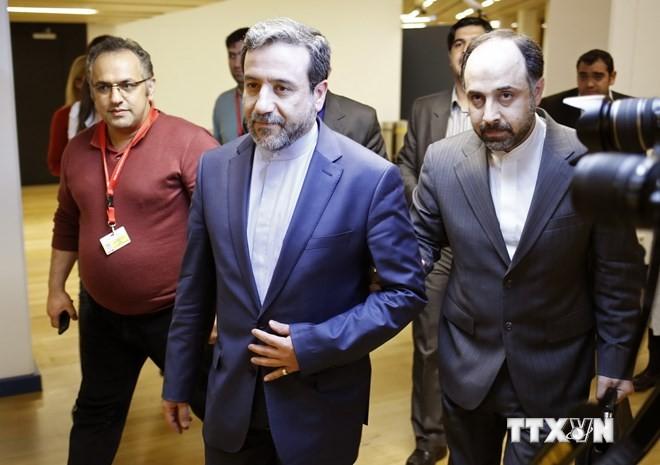 Iran und P5+1-Gruppe nehmen Gespräche auf Expertenebene auf - ảnh 1