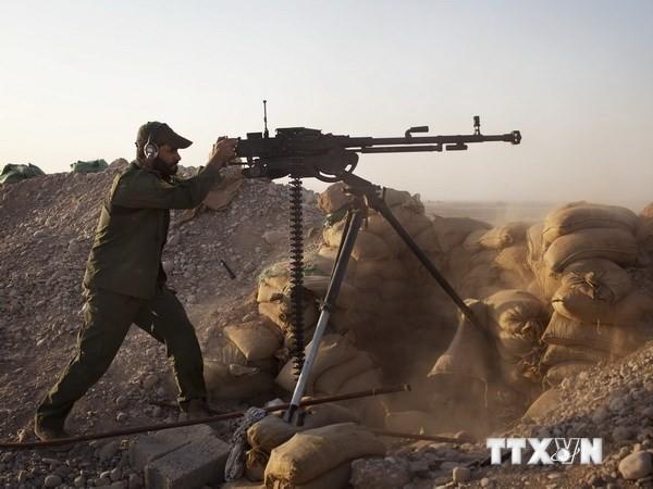 IS nähert sich der Grenze zum Iran - ảnh 1