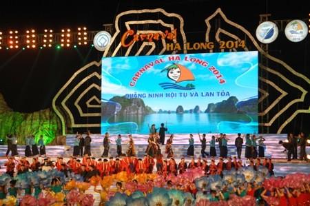 Quang Ninh ist bereit für Karneval Ha Long 2015 - ảnh 1