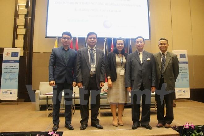 ASEAN und EU verstärken die Zusammenarbeit in Meeressicherheit - ảnh 1