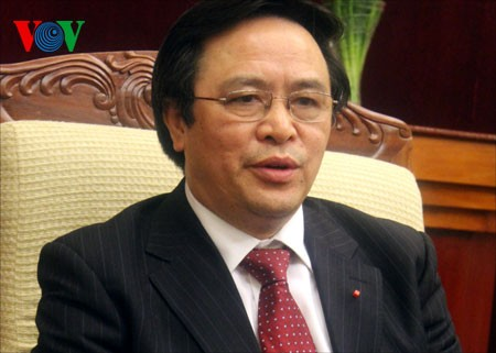 Leiter der KPV-Außenkommission empfängt Delegation des US-Repräsentantenhauses - ảnh 1