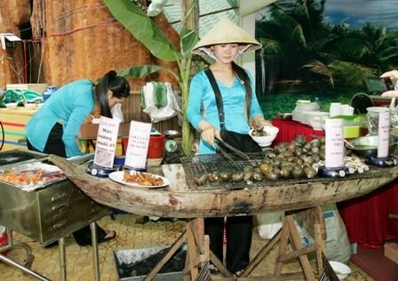 Eröffnung des kulinarischen Festivals im Süden - ảnh 1