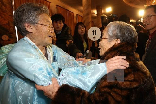Nord- und Südkorea tauschen Liste für Familientreffen aus - ảnh 1