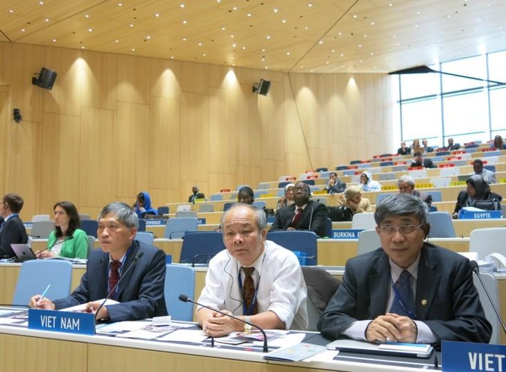 Vietnam nimmt an der 55. Vollversammlung der WIPO teil - ảnh 1