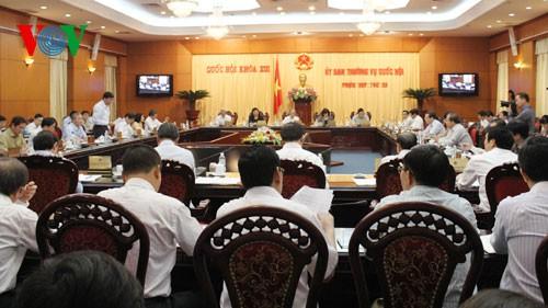 Ständiger Parlamentsausschuss berät über die Vorbereitung auf die 10. Parlamentssitzung - ảnh 1