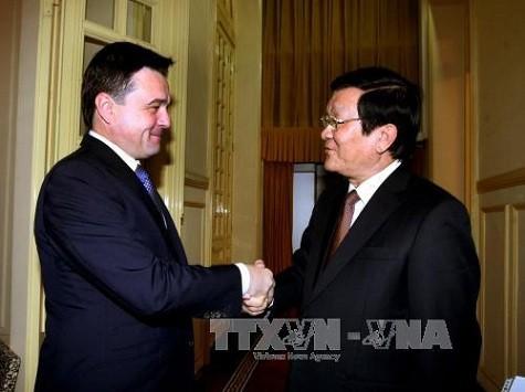 Provinzen Vietnams und Russlands sollen bilaterale Zusammenarbeit in mehreren Bereichen ausbauen - ảnh 1