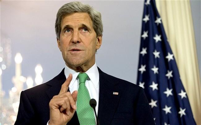 US-Außenminister: Konflikt zwischen Israel und den Palästinensern könnte außer Kontrolle geraten - ảnh 1