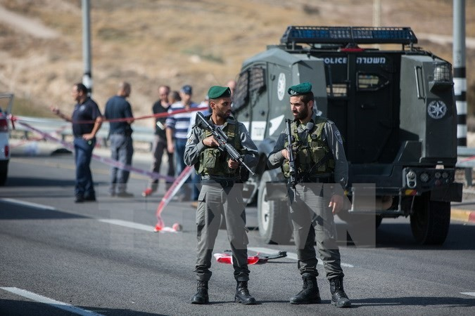 Erneute Gewalt zwischen Israel und Palästina im Westjordanland - ảnh 1