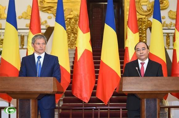 Vietnam und Rumänien verstärken Zusammenarbeit in vielen Bereichen - ảnh 1