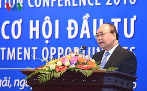 Premierminister:Quang Ngai soll in Arbeitskräfte investieren, um den Bedarf der Investoren zu decken - ảnh 1
