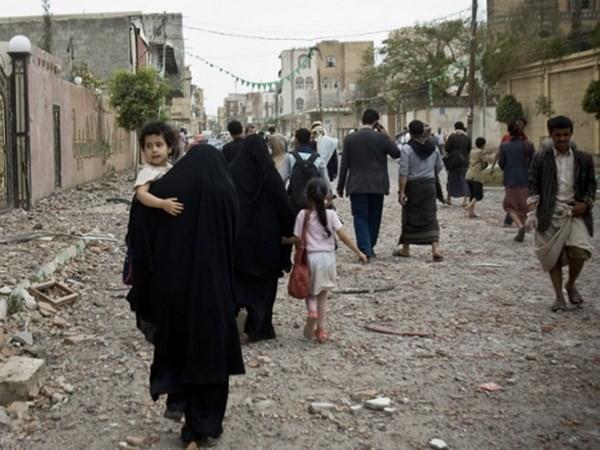 UNO und Iran zeigen Besorgnis um die eskalierte Gewalt in Jemen - ảnh 1