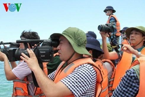 Geändertes Pressegesetz soll erneuert werden, um den praktischen Bedarf zu decken - ảnh 1