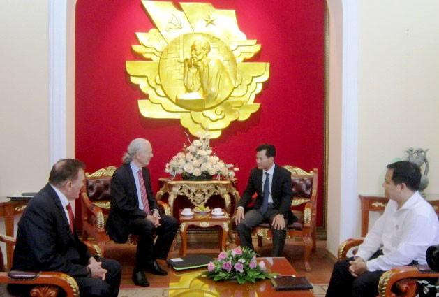 Vietnam und USA verstärken Zusammenarbeit im humanitären Bereich - ảnh 1