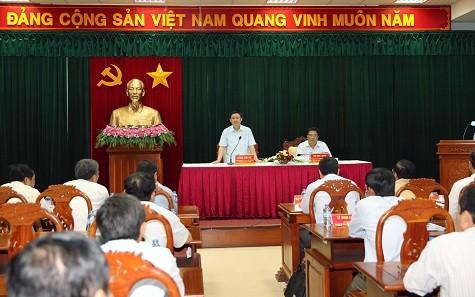 Vizepremierminister fordert Förderung der sozialwirtschaftlichen Entwicklung im Südwesten - ảnh 1