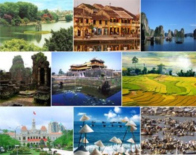 Entwicklung des Tourismus trägt zur Erhöhung des Bruttoinlandsprodukts bei - ảnh 1